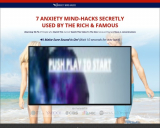 7 Anxiety Mind Hacks = 90% Commissions – For The Anxiety Pandemic