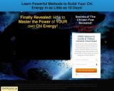 Chi Power Secrets | Chi Energy | Esoteric Skills — http://chipowersecrets.com