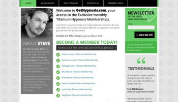 GetHypnosis.com | Join the people who are making a diffrence in their lives!