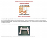 Home Gym Blueprints, Build Your Own Home Gym Equipment