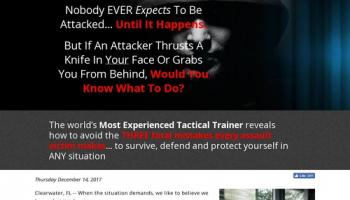 REAL LIFE Self-Defense