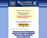 Success Mastery X | The Ultimate Blueprint For Achieving Success With Ease
