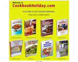 CookbookHoliday.com – Great Cookbooks At Discount Prices!