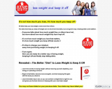 Stop Failing Diets – How To Lose Weight And Keep It Off