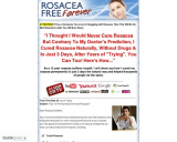 Rosacea Free Forever – How to Cure Rosacea Easily, Naturally and Forever